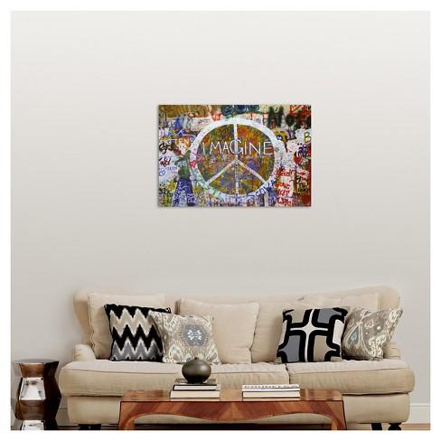 Art.com - Peace Wall : Target