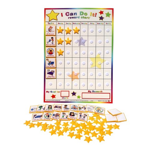 "Kenson Parenting Solutions ""I Can Do It!"" Reward Chart - image 1 of 3"