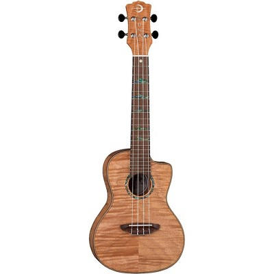 Luna Guitars High Tide Exotic Mahogany Concert Ukulele High Tide