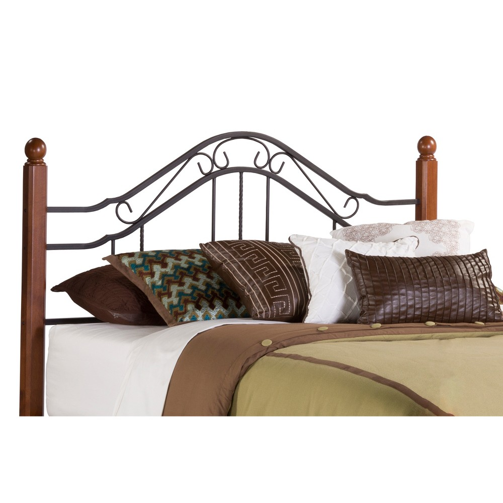 King Madison Headboard Black - Hillsdale Furniture