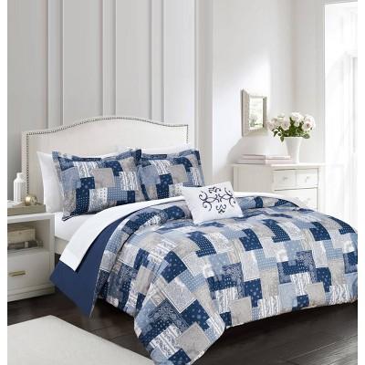 Tethys Bed in a Bag Duvet Set - Chic Home Design