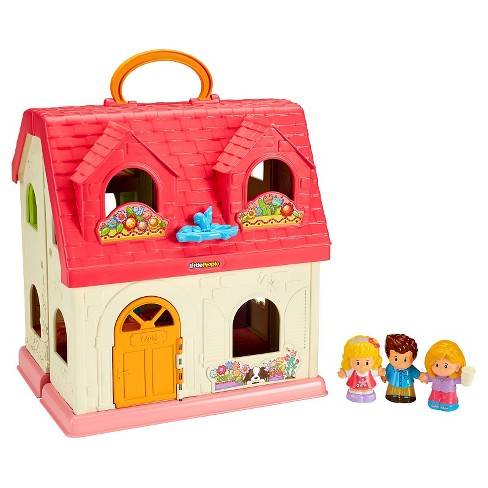 Fisher-Price Little People Surprise & Sounds Home - image 1 of 19