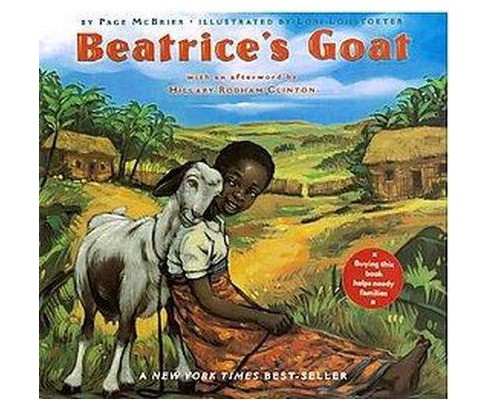 Beatrice's Goat (Reprint) (Paperback) (Page McBrier) - image 1 of 1