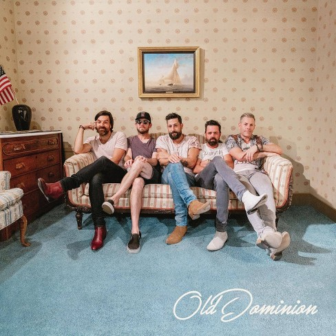 Old Dominion - (CD) - image 1 of 1