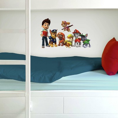 Paw Patrol Peel and Stick Wall Decal - RoomMates