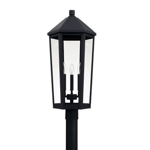 "Capital Lighting 926934 Ellsworth 3 Light 28"" Tall Outdoor Single Head Post Light - image 1 of 1"