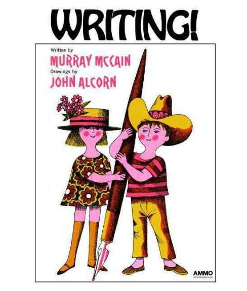 Writing (Hardcover) (Murray McCain) - image 1 of 1
