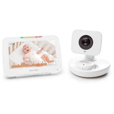 Baby Delight 5  Video, Movement, and Positioning Baby Monitor