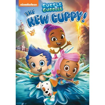 Bubble Guppies: The New Guppy! (DVD)(2021)