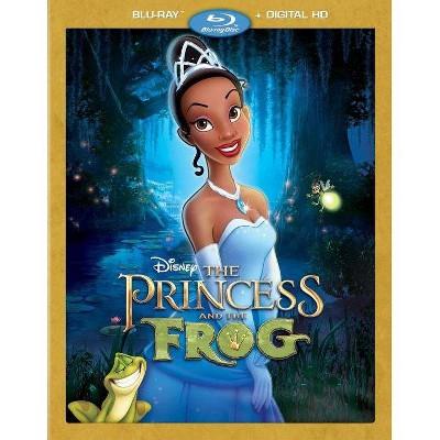 The Princess and the Frog (Blu-ray + Digital)