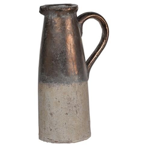 "Ceramic Pitcher (14"") - A&B Home - image 1 of 4"