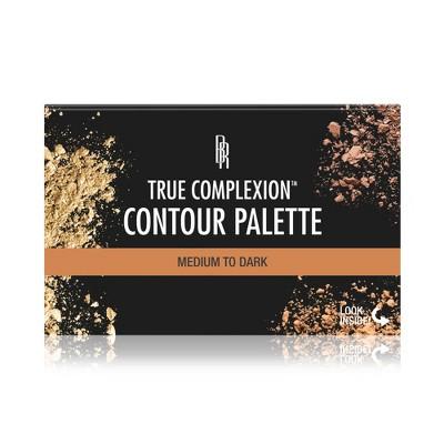 Black Radiance True Complexion Contour Palette - 0.38oz