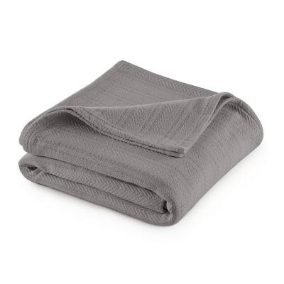 Full/Queen Cotton Bed Blanket - Vellux