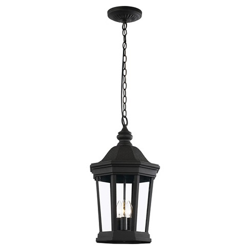 Bel Air Lighting Outdoor Hanging Pendant Black - image 1 of 1