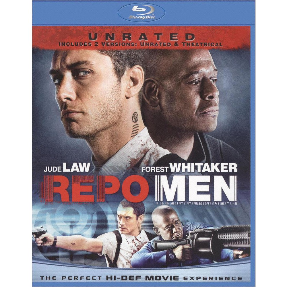 Repo Men (Unrated/Rated Versions) (Blu-ray)