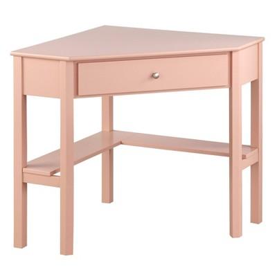 Medford Corner Desk with Drawer - Buylateral