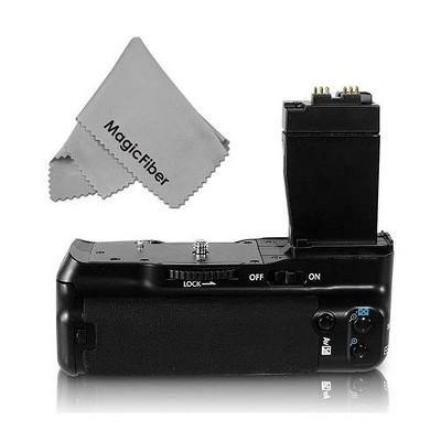 Black Energizer ENG-CT2 Battery Grip for Canon T2i//T3i//T4i//T5i DSLRs