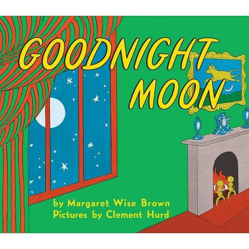 Goodnight Moon -  by Margaret Wise Brown (Hardcover) - image 1 of 1