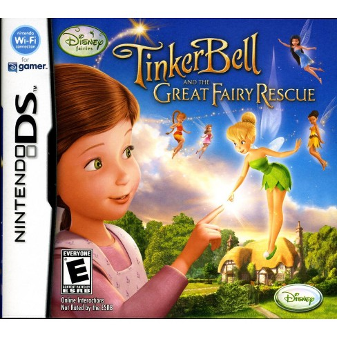 Disney Fairies: Tinker Bell and the Great Fairy Rescue Nintendo DS - image 1 of 1