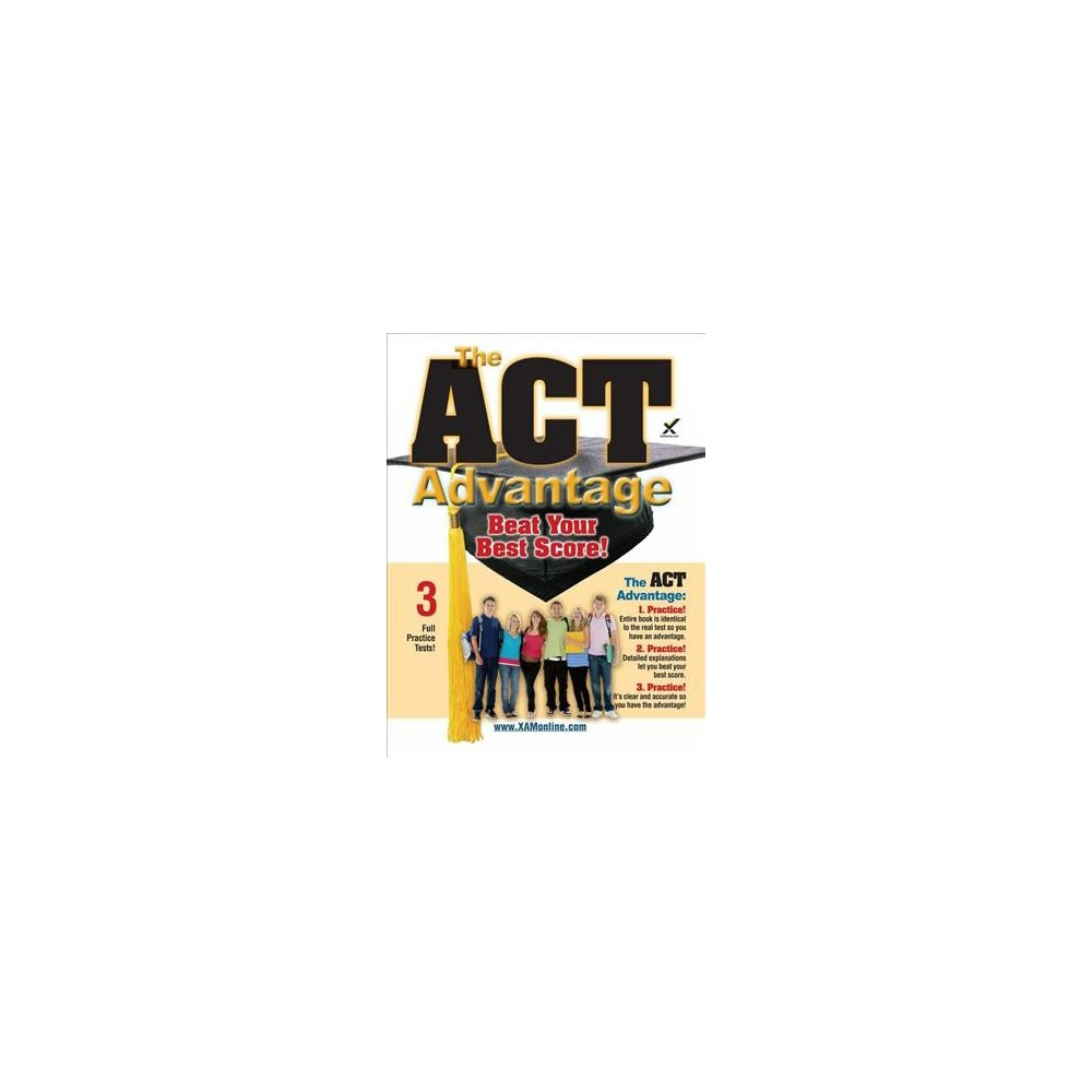 Act Advantage (Paperback) (Sharon S. Wynne)