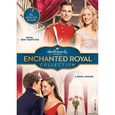 Enchanted Royal Collection (DVD)