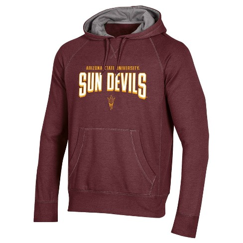 NCAA Arizona State Sun Devils Men's Long Sleeve Cotton Hoodie - image 1 of 2