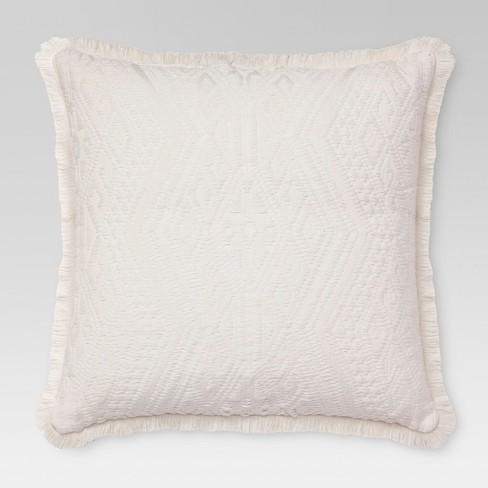 Global Texture Oversized Throw Pillow Threshold