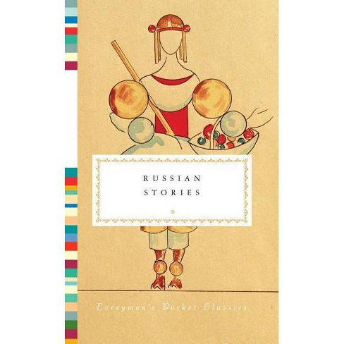 Russian Stories - (Everyman's Library Pocket Classics) (Hardcover) - image 1 of 1