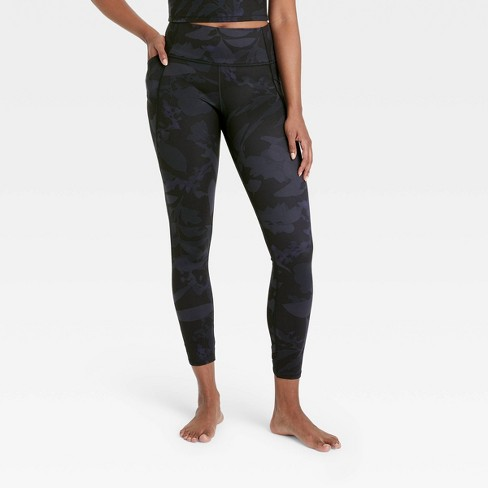 Women's Contour Flex Lace-Up Leggings - All in Motion™ - image 1 of 4
