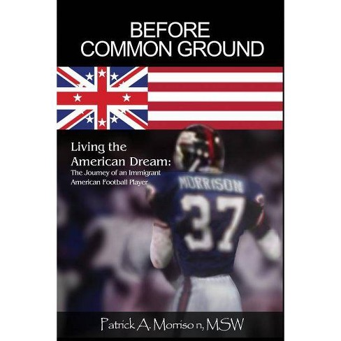 Before Common Ground - by  Msw Patrick Morrison (Paperback) - image 1 of 1