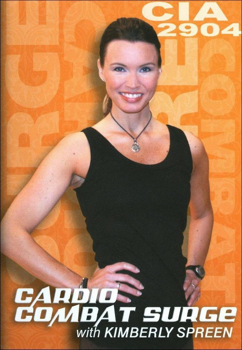 Cardio combat surge with kimberly spr (DVD) - image 1 of 1