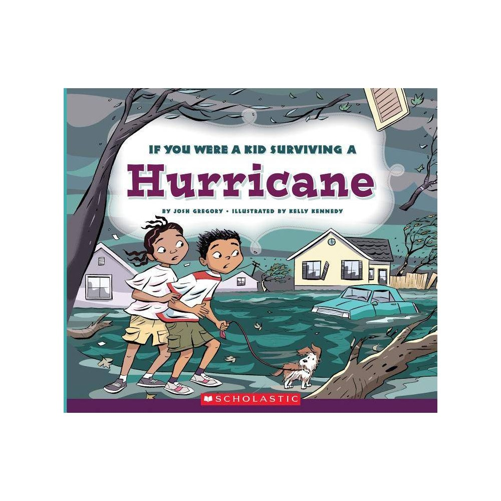 If You Were A Kid Surviving A Hurricane If You Were A Kid By Josh Gregory Paperback