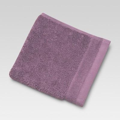 Ultra Soft Washcloth Grape Lavender - Threshold™