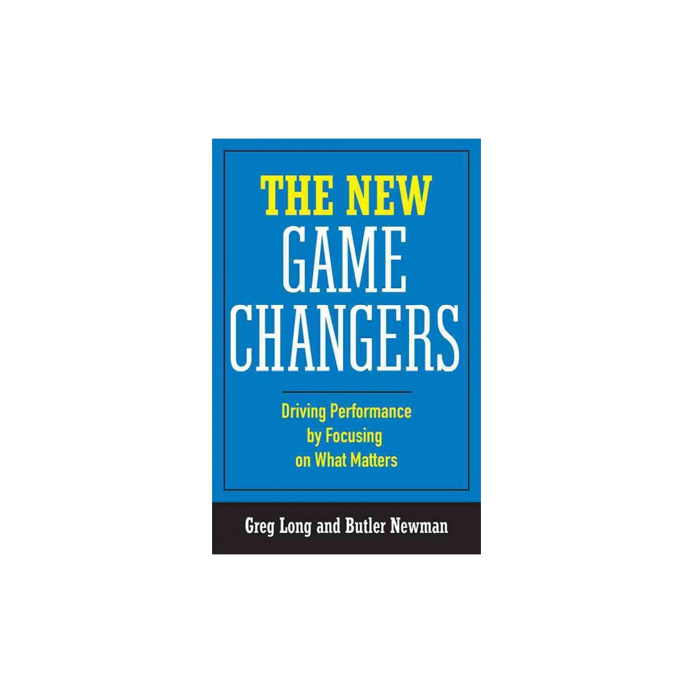 The New Game Changers (Hardcover)