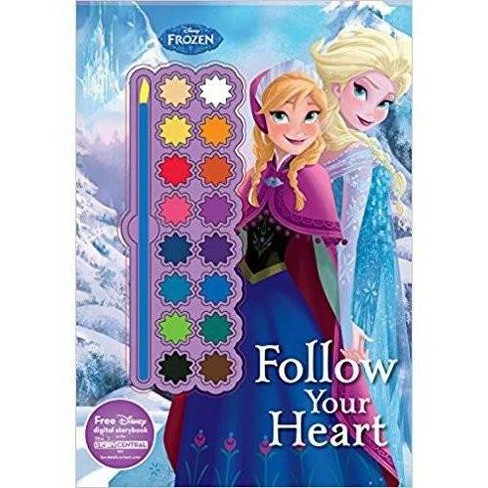 Disney Frozen Paintbox Book - image 1 of 3