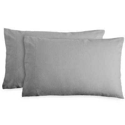 Bare Home Cotton Flannel Pillowcase Set