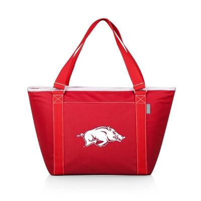 NCAA Arkansas Razorbacks Topanga Cooler Tote Bag - Red