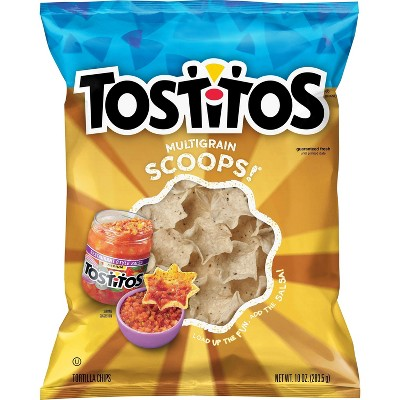 Tostitos Multigrain SCOOPS!