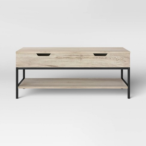 Loring Wood Lift Top Coffee Table Project 62