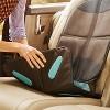 Munchkin Brica Seat Guardian Car Seat Protector - Brown/Black - image 4 of 4