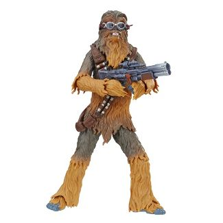 Star Wars The Black Series Chewbacca (Vandor-1)