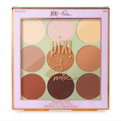 Pixi + Promise Contour Palette