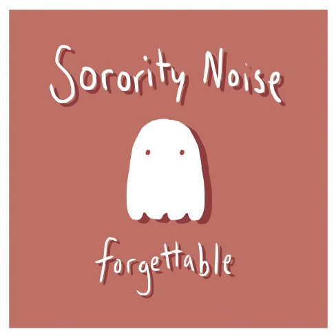 Sorority noise - Forgettable (CD) - image 1 of 1