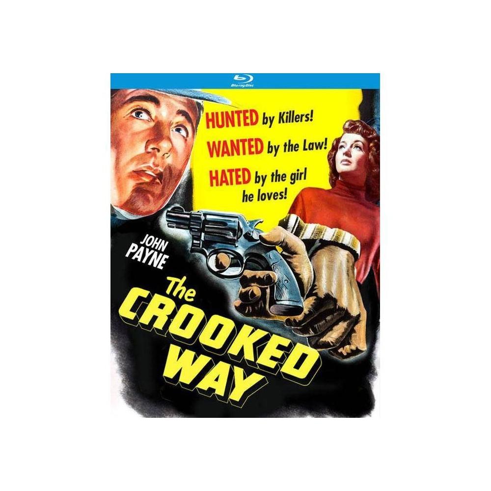 The Crooked Way Blu Ray