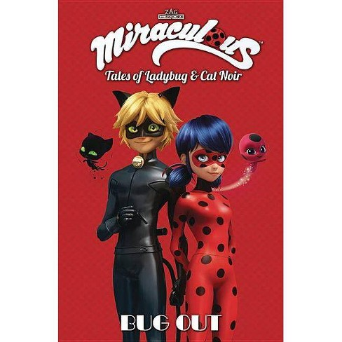 Miraculous: Tales of Ladybug and Cat Noir: Bug Out - (Paperback) - image 1 of 1