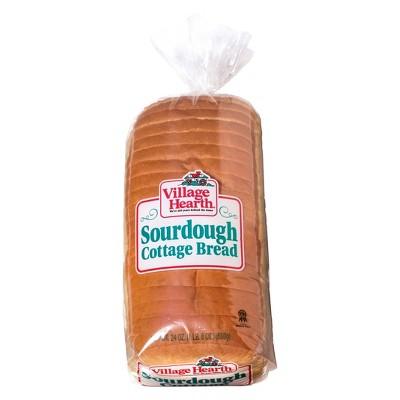 Village Hearth Sourdough Cottage Bread - 24oz