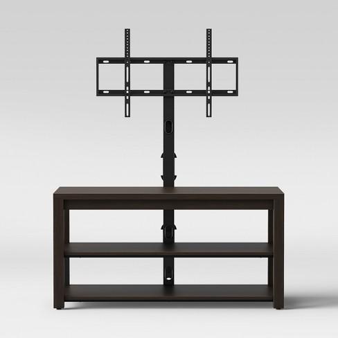 pretty nice 10dc0 4acc5 Flat Panel TV Stand Espresso Brown - Room Essentials™
