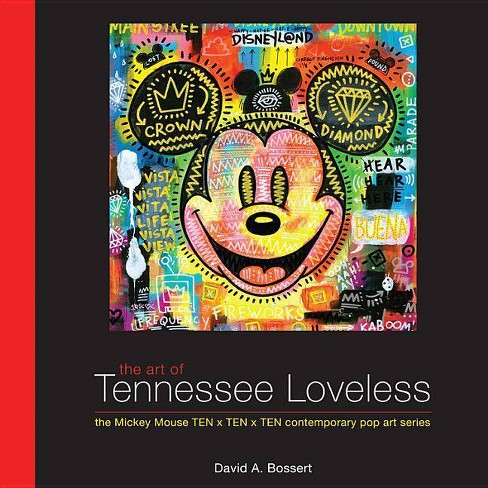 The Art of Tennessee Loveless - (Disney Editions Deluxe) by  David A Bossert (Hardcover) - image 1 of 1
