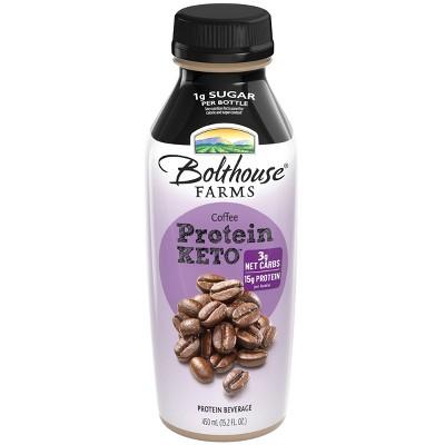 Bolthouse Farms Protein Keto Coffee Shake - 15.2 fl oz