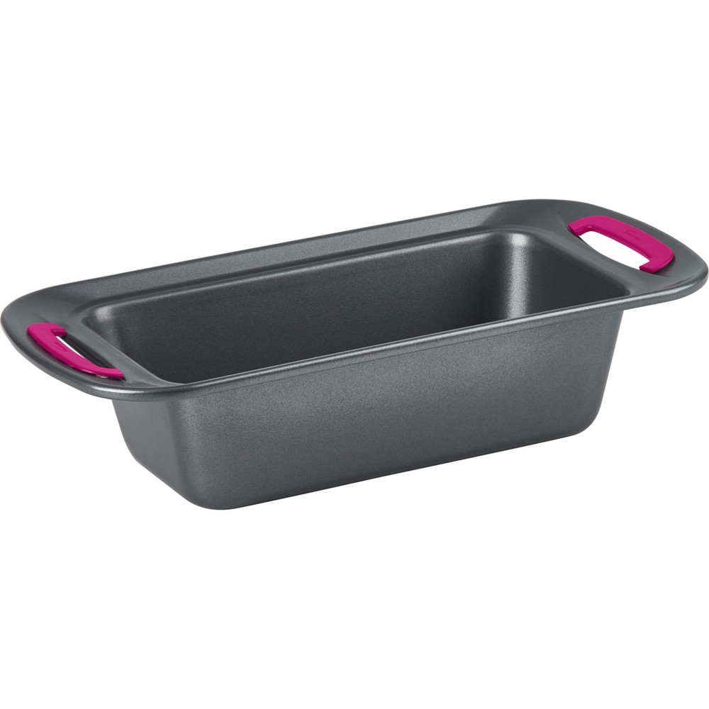 Trudeau 4.5x8.5 Loaf Pan, Gray